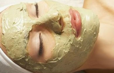 Natural Anti-Aging Face Mask