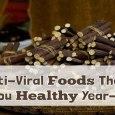 Anti-Viral Foods