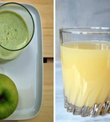 3 Ingredient Homemade Colon Cleanse Juice: How apple, ginger and lemon can FLUSH pounds of toxins from your body