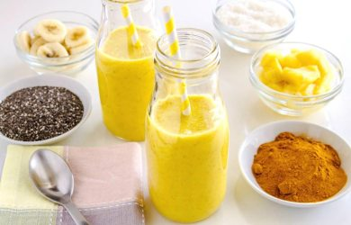 Pineapple Cleansing Smoothie