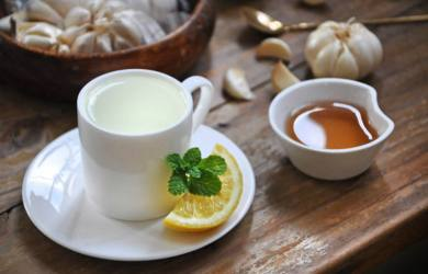garlic tea featured