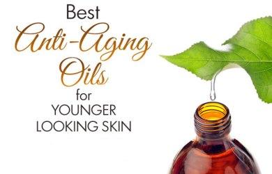 anti-aging oils