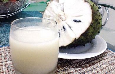soursop juice benefits
