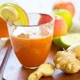 Ginger Carrot Juice