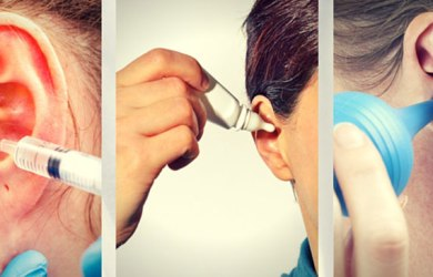 how to clean ears safely