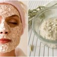 oatmeal yogurt face mask