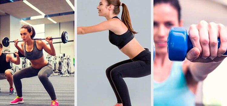 best squat exercises