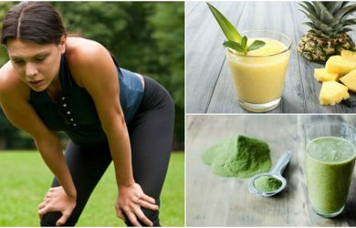 Smoothies to Help You Fight Muscle Fatigue