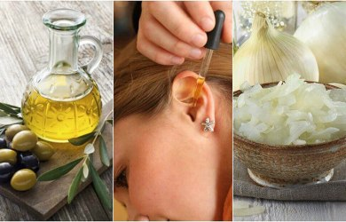 Treat Earache Naturally
