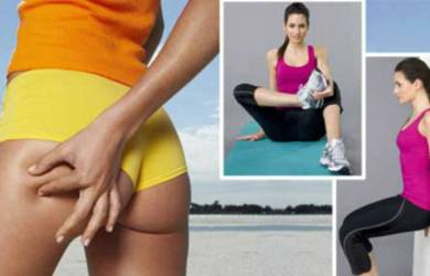 Anti-Cellulite Exercises You Can Do at Home