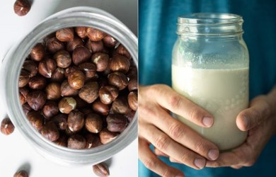 Benefits of Hazelnut Milk