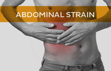 What Is Abdominal Muscle Strain
