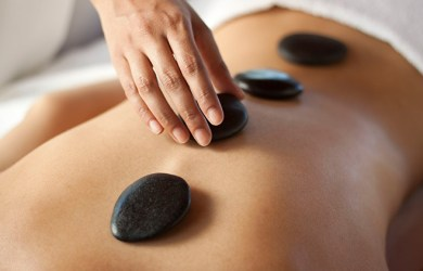 What is Hot Stone Massage