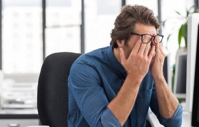 Can Stress Cause Vision Problems