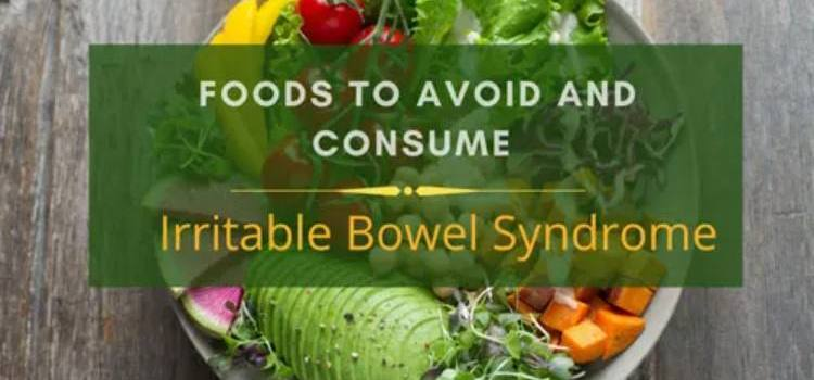 Dietary Recommendations for Irritable Bowel Syndrome (IBS)