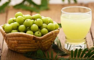Amla (Indian gooseberries) Benefits