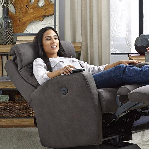 Power Tilt Headrest  Best Home Furnishings