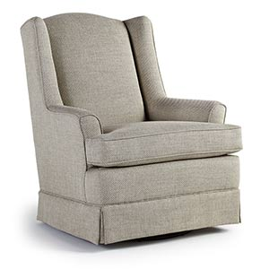 Chairs  Swivel Glide  NATASHA  Best Home Furnishings