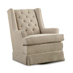 Best Chairs Glider Black And Cream Accent Nikole Storytime Series