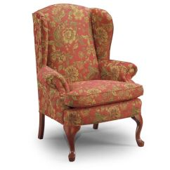 Loose Covers For Queen Anne Chairs Amazon Club Chair Wing Back Sylvia Best Home Furnishings