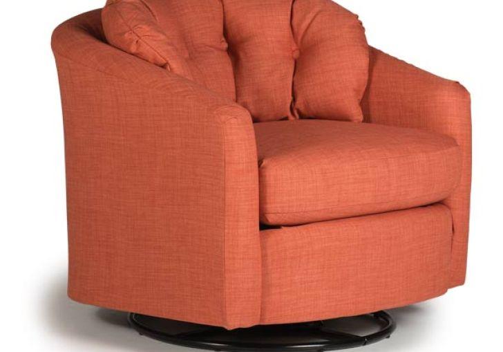Swivel Barrel Chairs