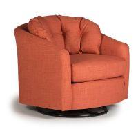 Chairs | Swivel Barrel | SANYA | Best Home Furnishings