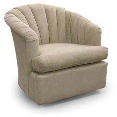 Barrel Chairs Swivel Rocker Plastic Andronik Elaine Best Home Furnishings