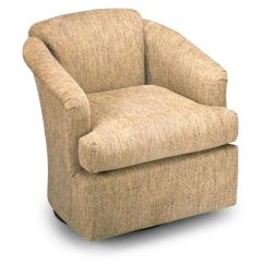 Chair Covers For Recliners Wall Mounted Chairs | Swivel Barrel Cass Best Home Furnishings