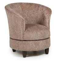 Swivel Barrel Chair | www.imgkid.com - The Image Kid Has It!