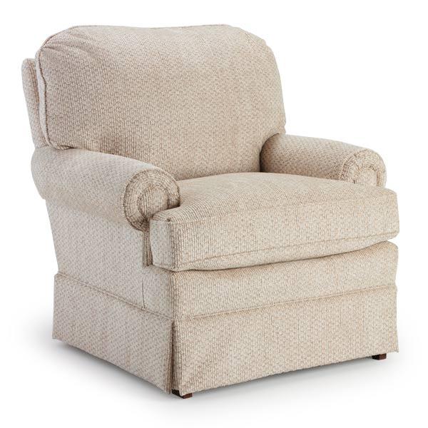 Chairs  Swivel Glide  BRAXTON  Best Home Furnishings