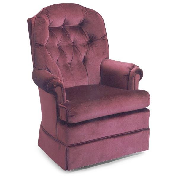 Chairs  Swivel Glide  SIBLEY  Best Home Furnishings
