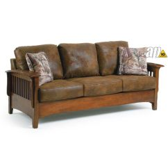 Chair And A Half Sleeper Industrial Office Chairs Collections | Cabin Trails Westney Sofa Best Home Furnishings