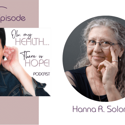 Episode 171: The Importance of Nasal Washing With Dr. Hana Solomon