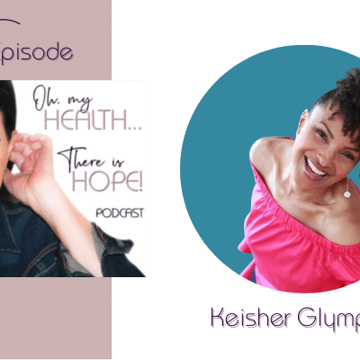 Episode 233: If You Feel Resistance Lean In with Keisher Glymph