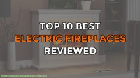 Our 10 Best Electric Fireplaces Reviewed - Freestanding ...