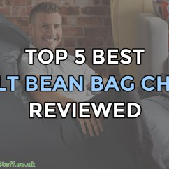 Best Bean Bag Chairs For Gaming Chair Cushions With Ties Target Top 5 Adult Reviewed | Large And Extra