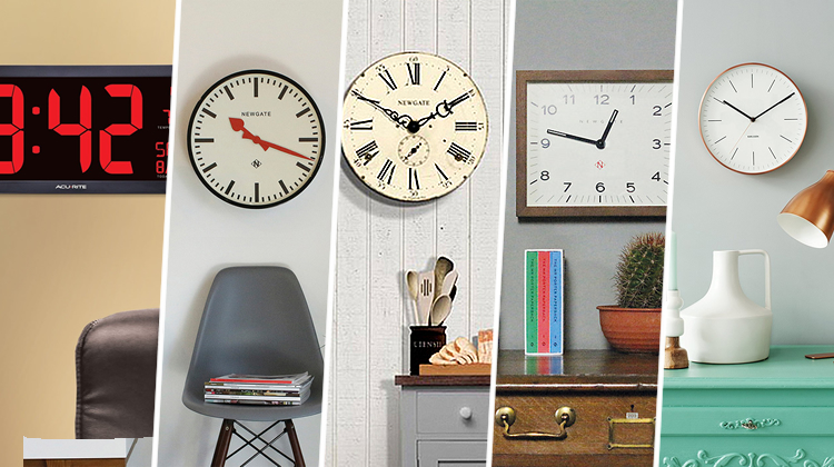 pictures for kitchen wall diy ideas cabinets 5 best types of clocks timepiece decor