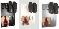 Top 5 Best Wall Mounted Shoe Racks | Shoe Storage Solutions