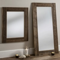 Top 10 Best Rustic Mirrors | Large, Full Length, Wooden ...