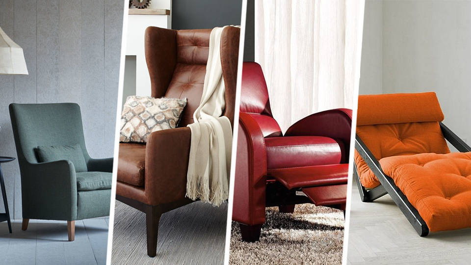 Different Types of Armchairs