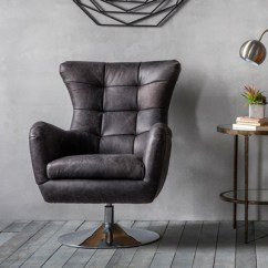 Swivel Arm Chairs Chair Upside Down On Table Top 10 Best Armchairs Small Large Leather And Fabric