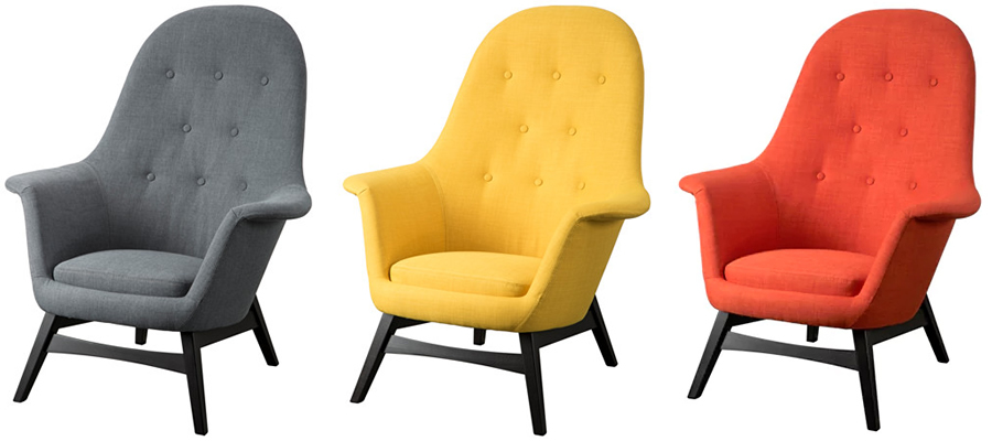 ikea arm chairs tufted swivel barrel chair top 10 best high back armchairs modern and vintage designs benarp