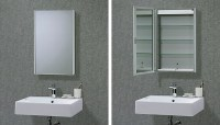 Top 10 Best Bathroom Mirror Cabinets | Single, Double and ...