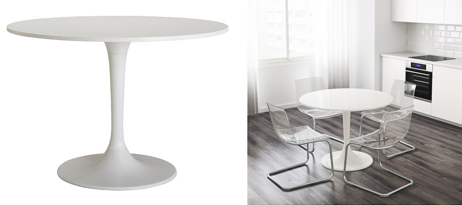 Top 10 Best Round Dining Tables  Wood Glass Folding