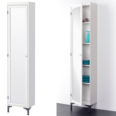 Top 10 Best Tall Bathroom Storage Cabinets Mirrored And Slim Designs