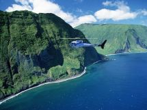 West Maui and Molokai Helicopter Tours