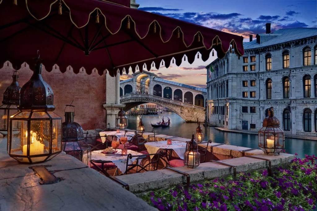 Hotel Al Ponte Antico, Venice (Grand Canal)
