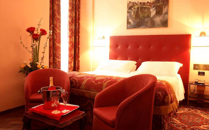 Hotel Regina Milan Italy