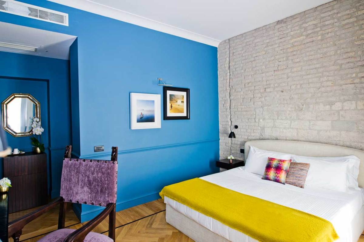 The Fifteen Keys Boutique hotel in Rome (Via Urbana 6/7): Guest room