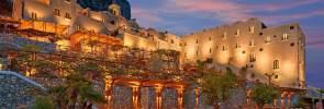 Monastero Santa Rosa, Luxury hotel on the Amalfi Coast (Conca dei Marini)